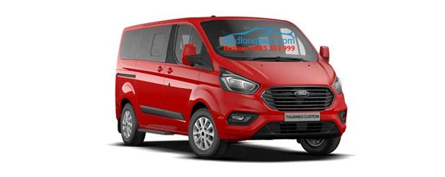 Ford Tourneo Màu Đỏ
