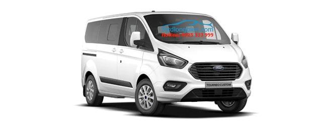 Ford Tourneo Màu Trắng